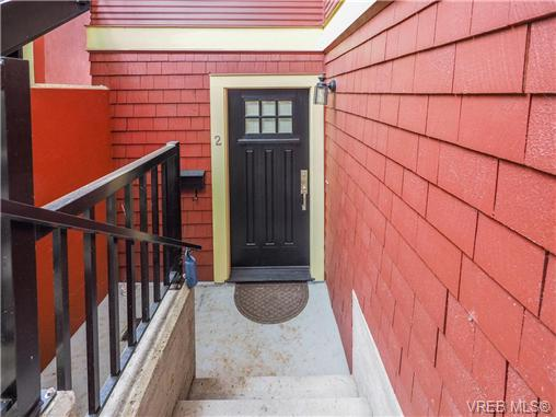 Photo 13: 2 523 Trutch Street in VICTORIA: Vi Fairfield West Condo Apartment for sale (Victoria)  : MLS(r) # 351744