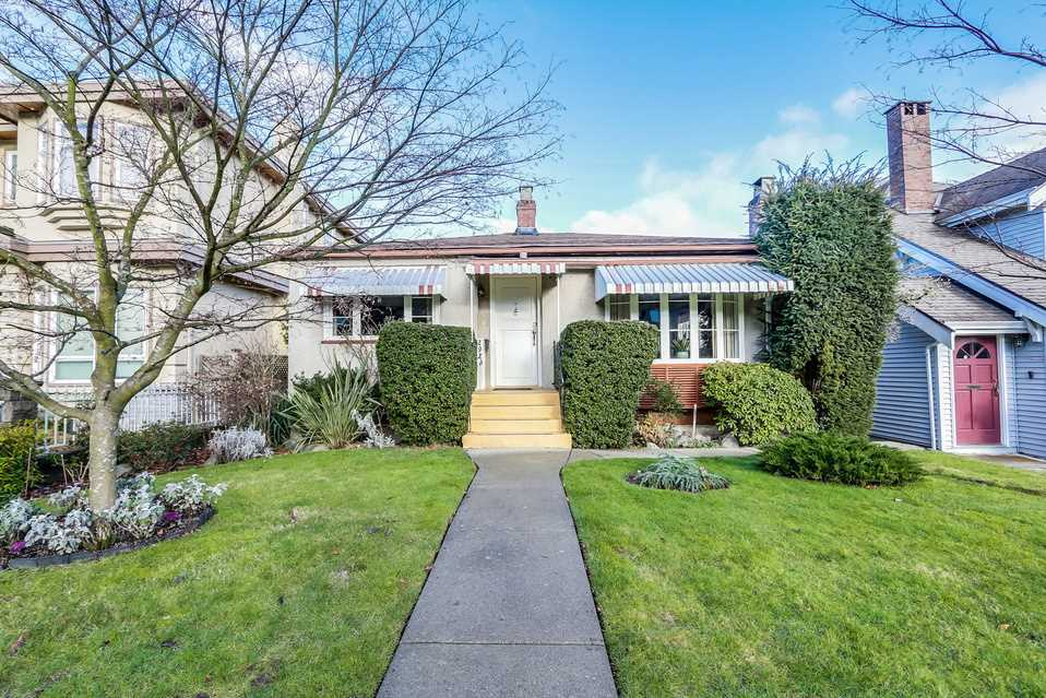 Main Photo: 2923 W 23RD Avenue in Vancouver: Arbutus House for sale (Vancouver West)  : MLS(r) # R2022655