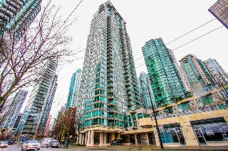 "Main Photo: 907 1328 W PENDER Street in Vancouver: Coal Harbour Condo for sale in ""CLASSICO"" (Vancouver West)  : MLS® # R2028661"