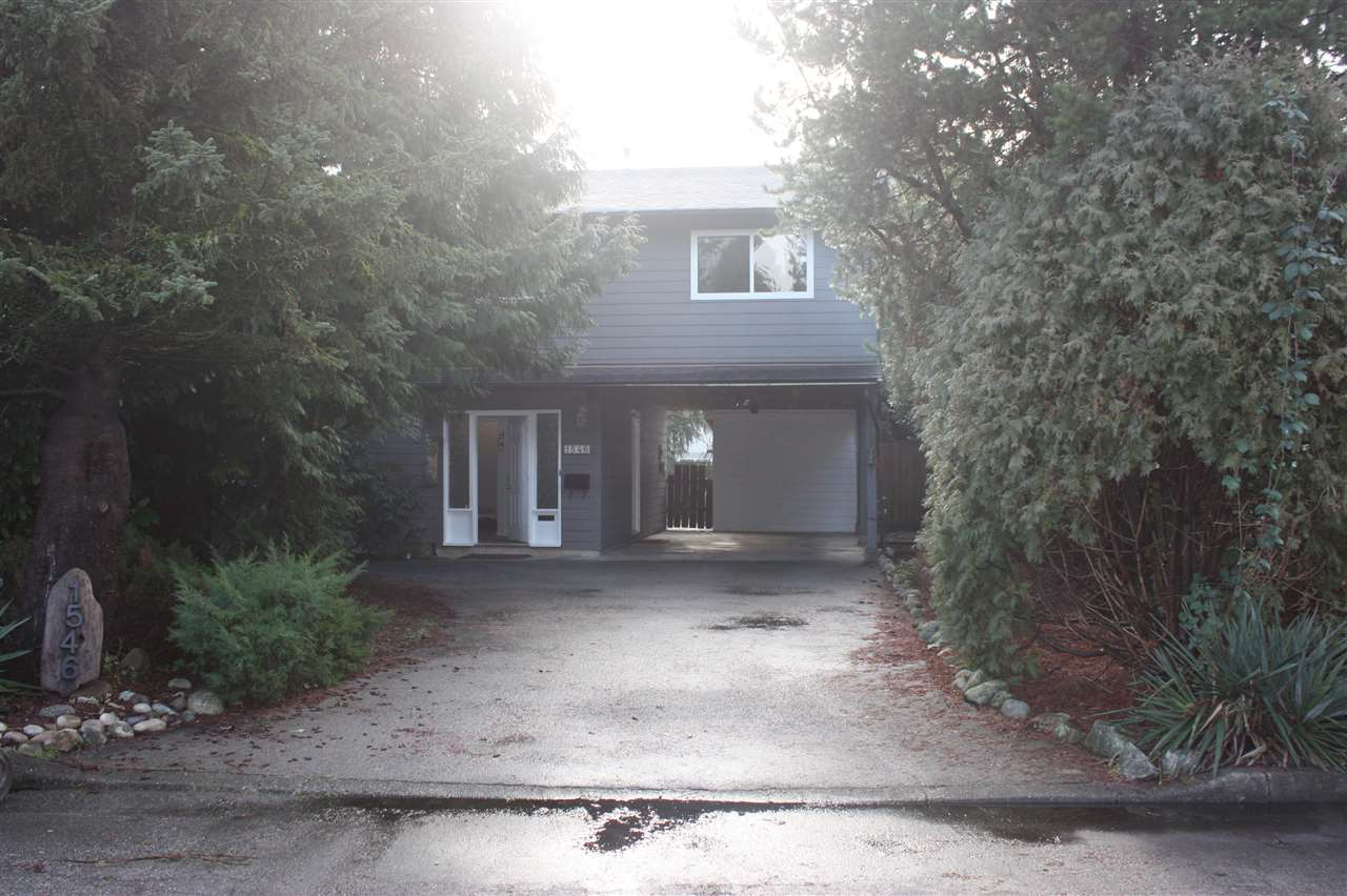 Main Photo: 1546 ST. ALBERT Avenue in Port Coquitlam: Glenwood PQ House for sale : MLS(r) # R2030225