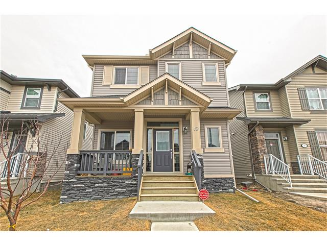 Main Photo: 19 SKYVIEW POINT Road NE in Calgary: Skyview Ranch House for sale : MLS® # C4053152
