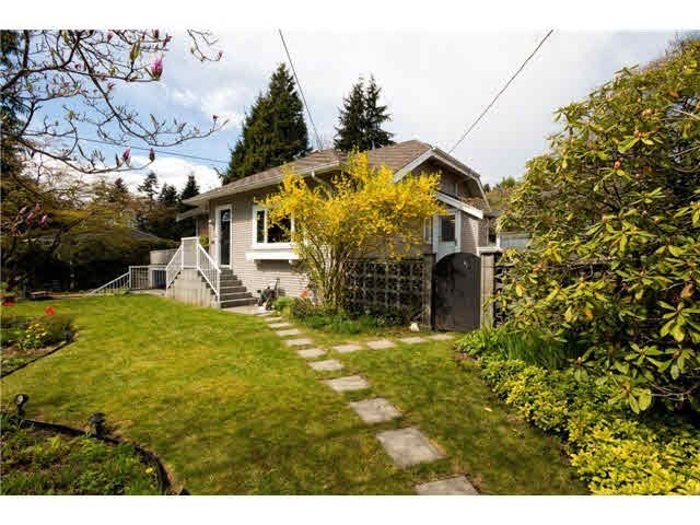 Main Photo: 4813 PORTLAND Street in Burnaby: South Slope House for sale (Burnaby South)  : MLS® # R2075949