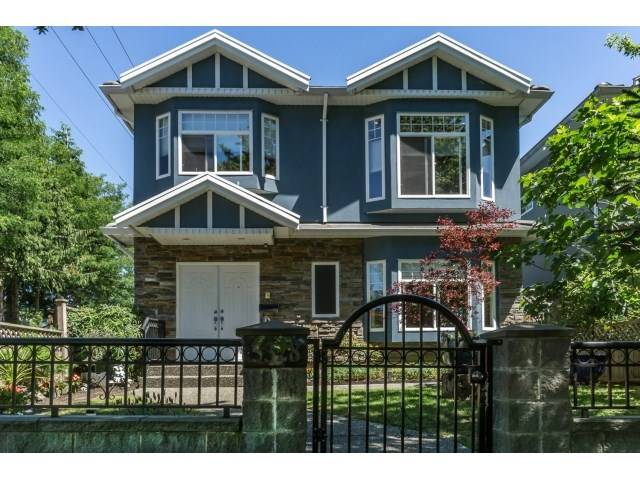 Main Photo: 5328 SHERBROOKE Street in Vancouver: Knight House for sale (Vancouver East)  : MLS®# R2077068