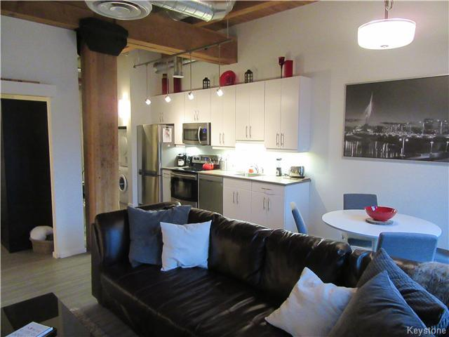 Photo 4: 110 James Avenue in Winnipeg: Central Winnipeg Condominium for sale : MLS(r) # 1615861
