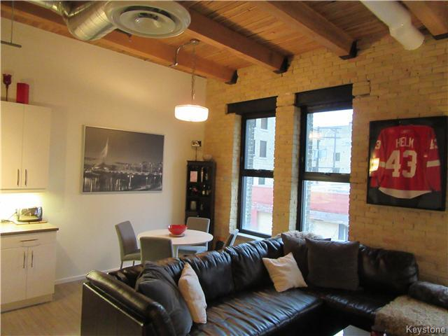Photo 2: 110 James Avenue in Winnipeg: Central Winnipeg Condominium for sale : MLS(r) # 1615861