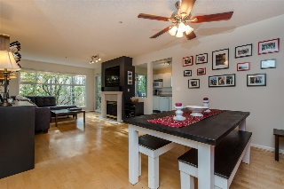 "Main Photo: 218 2678 DIXON Street in Port Coquitlam: Central Pt Coquitlam Condo for sale in ""SPRINGDALE"" : MLS® # R2123257"