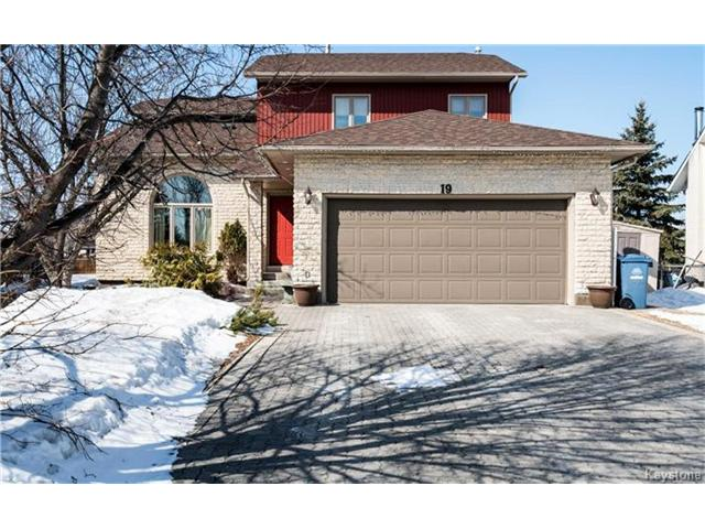 Main Photo: 19 Prospect Road in Winnipeg: Whyte Ridge Residential for sale (1P)  : MLS® # 1705678