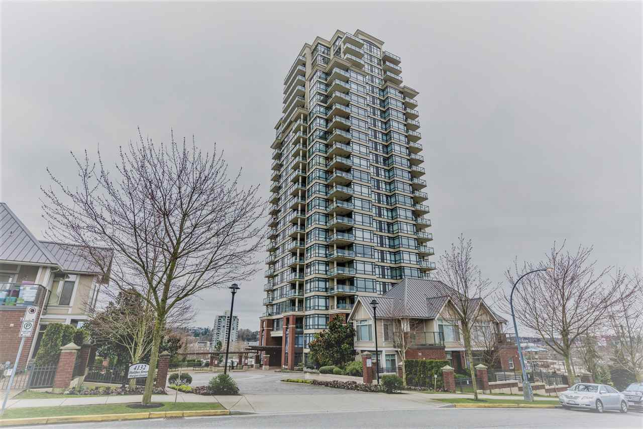 Main Photo: 303 4132 HALIFAX Street in Burnaby: Brentwood Park Condo for sale (Burnaby North)  : MLS® # R2148702
