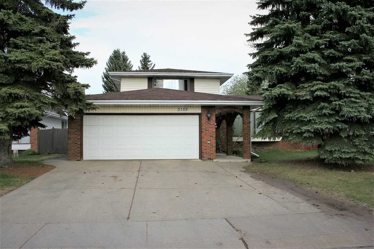 Main Photo: 3105 112A Street in Edmonton: Zone 16 House for sale : MLS(r) # E4063634