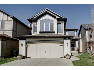 Main Photo: 68 BRIGHTONSTONE Gardens SE in Calgary: New Brighton House for sale : MLS(r) # C4115901