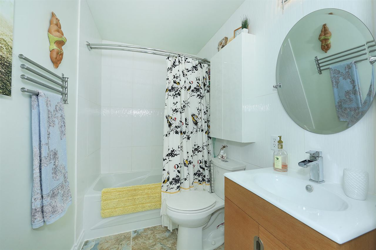 All NEW Main Bathroom with Solatube that adds natural light