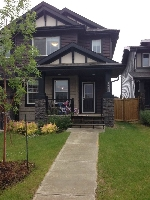 Main Photo: 3640 WEIDLE Bend in Edmonton: Zone 53 House Half Duplex for sale : MLS(r) # E4072206