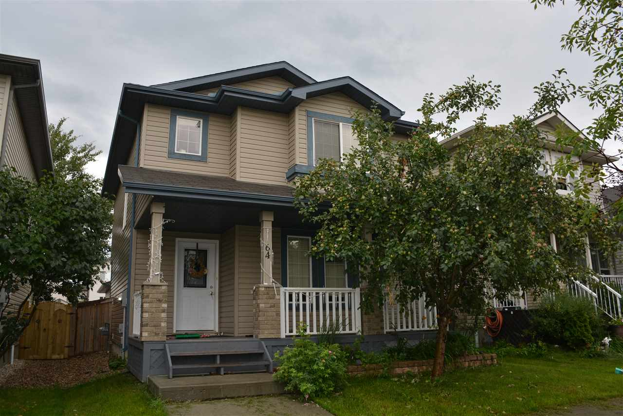 Main Photo: 64 Ventura Street: Spruce Grove House for sale : MLS® # E4076079