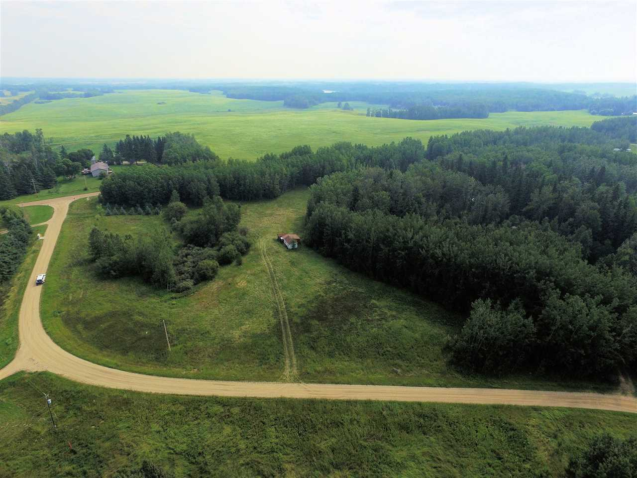Main Photo: 28 52414 RGE RD 30 Road: Rural Parkland County Rural Land/Vacant Lot for sale : MLS® # E4078364
