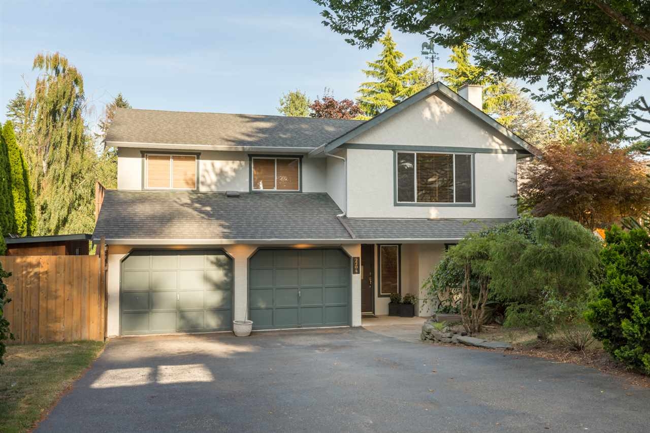 "Main Photo: 2204 152A Street in Surrey: King George Corridor House for sale in ""Sunnyside/King George"" (South Surrey White Rock)  : MLS® # R2199891"