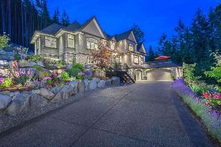 Main Photo: 1403 CRYSTAL CREEK Drive: Anmore House for sale (Port Moody)  : MLS® # R2213436