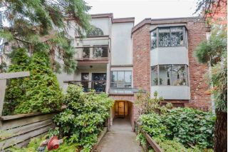 Main Photo: 102 1775 W 10TH Avenue in Vancouver: Fairview VW Condo for sale (Vancouver West)  : MLS® # R2225196