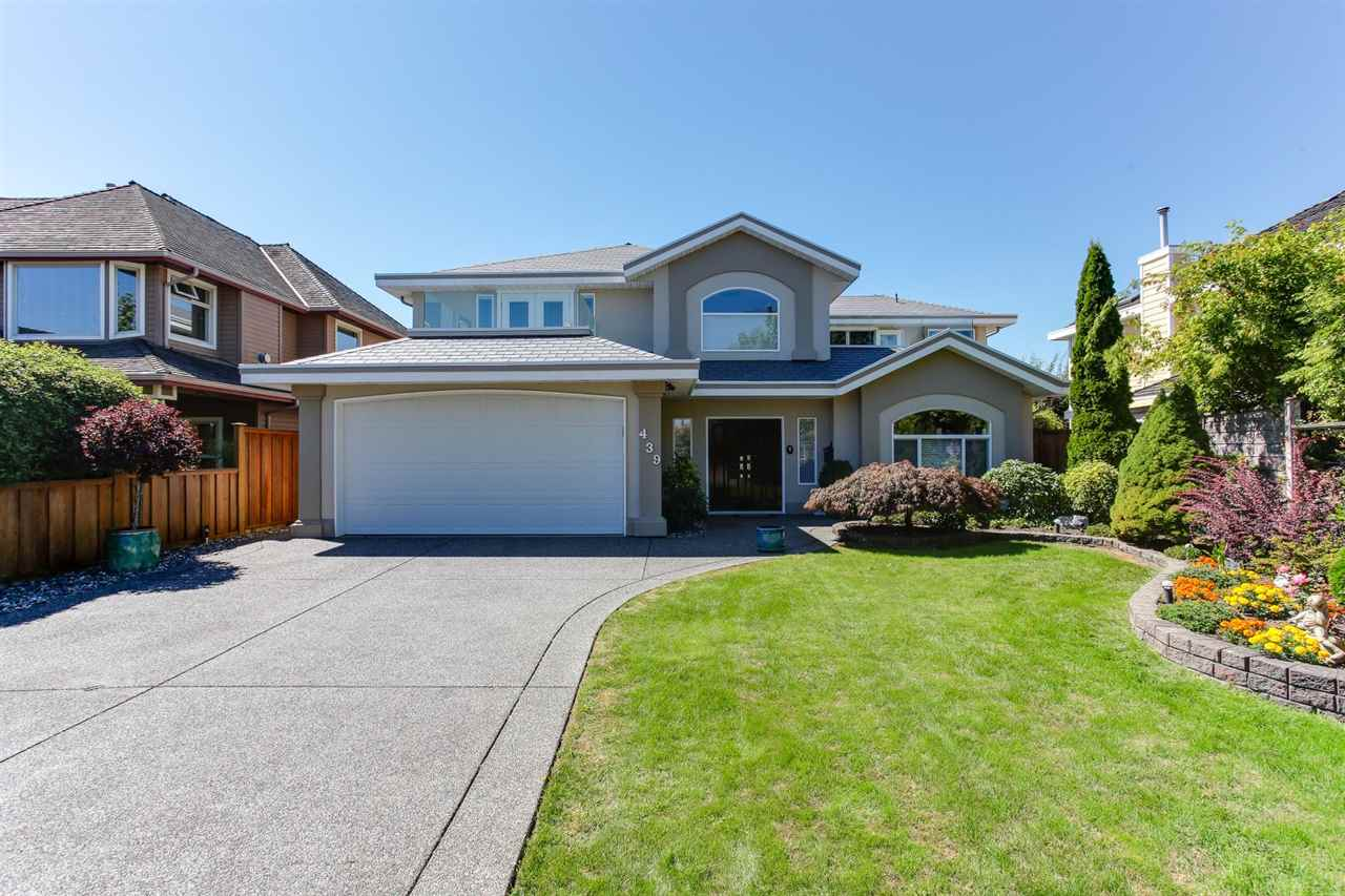 Main Photo: 439 CENTENNIAL Parkway in Delta: Boundary Beach House for sale (Tsawwassen)  : MLS®# R2230406