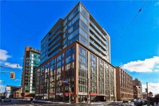 Main Photo: 608 205 Frederick Street in Toronto: Waterfront Communities C8 Condo for sale (Toronto C08)  : MLS® # C4025411