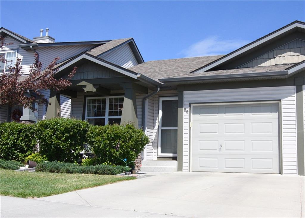 Main Photo: 88 Everstone Boulevard SW in Calgary: Attached for sale : MLS®# C4064516