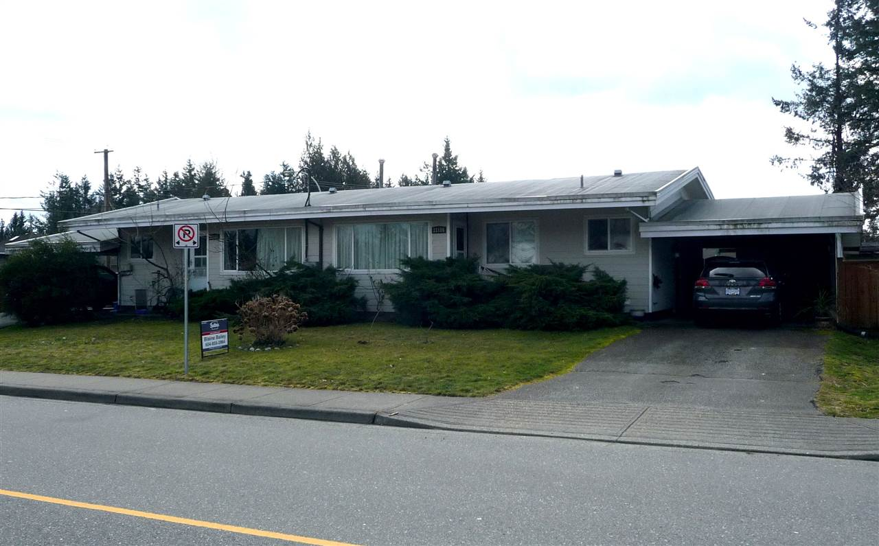 Main Photo: 33186 BRUNDIGE Avenue in Abbotsford: Central Abbotsford House Duplex for sale : MLS® # R2244270