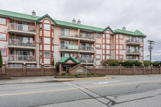 Main Photo: 327 22661 Lougheed Highway in Maple Ridge: East Central Condo for sale : MLS®# R2256005