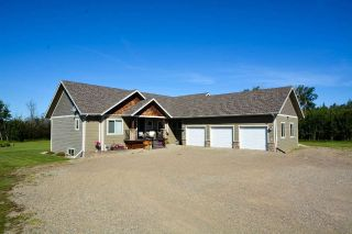 Main Photo: 7263 OLD FORT Road in Fort St. John: Fort St. John - Rural W 100th House for sale (Fort St. John (Zone 60))  : MLS®# R2277421