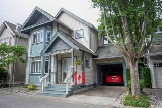 "Main Photo: 13 4771 GARRY Street in Richmond: Steveston South Townhouse for sale in ""Garry Corner"" : MLS®# R2284613"