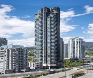 Main Photo: 3503 1188 PINETREE Way in Coquitlam: North Coquitlam Condo for sale : MLS®# R2288656