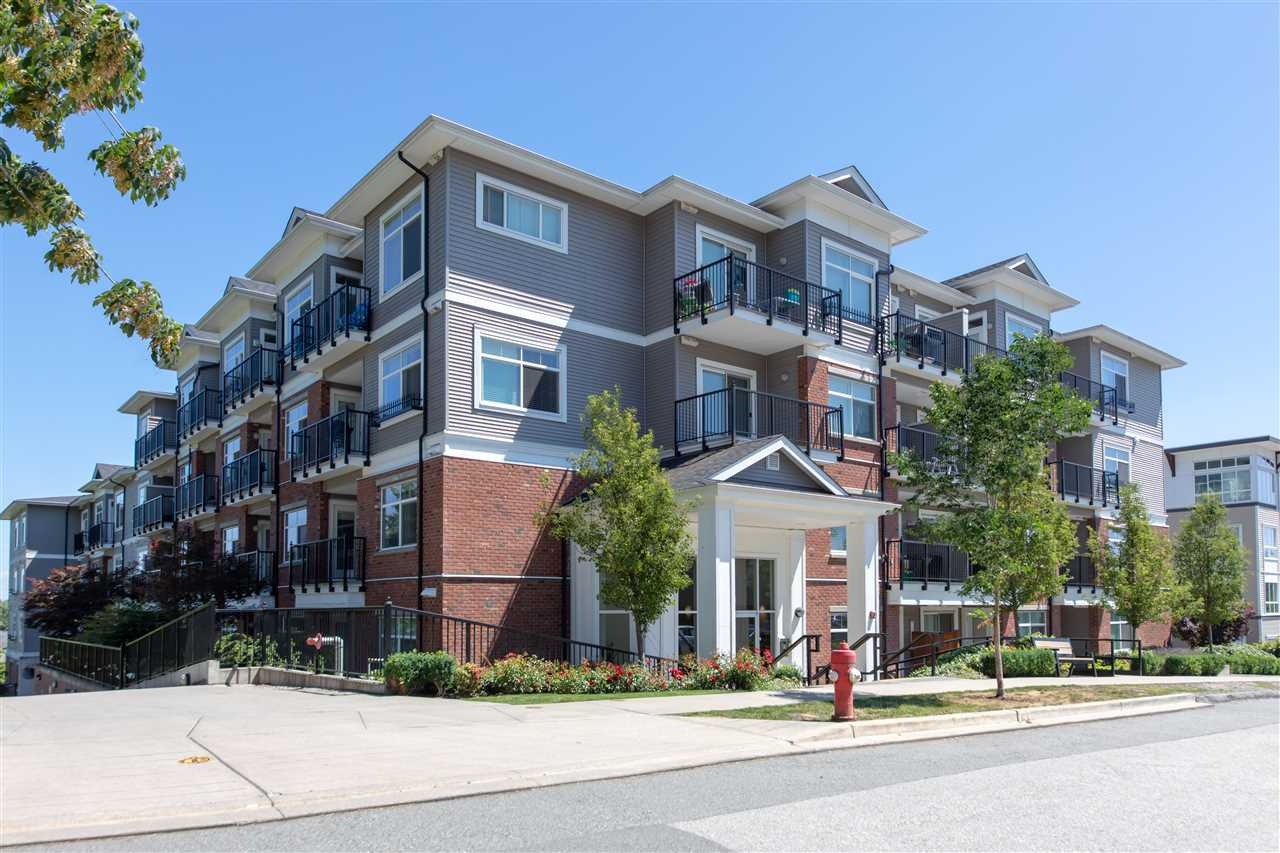 "Main Photo: 101 6480 195A Street in Surrey: Clayton Condo for sale in ""SALIX"" (Cloverdale)  : MLS®# R2288333"