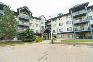 Main Photo: 410 2903 Rabbit Hill Road in Edmonton: Zone 14 Condo for sale : MLS®# E4124311