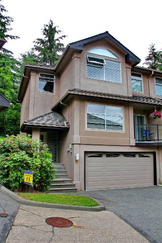 "Main Photo: 17 2951 PANORAMA Drive in Coquitlam: Westwood Plateau Townhouse for sale in ""STONE GATE ESTATES"" : MLS®# R2308883"