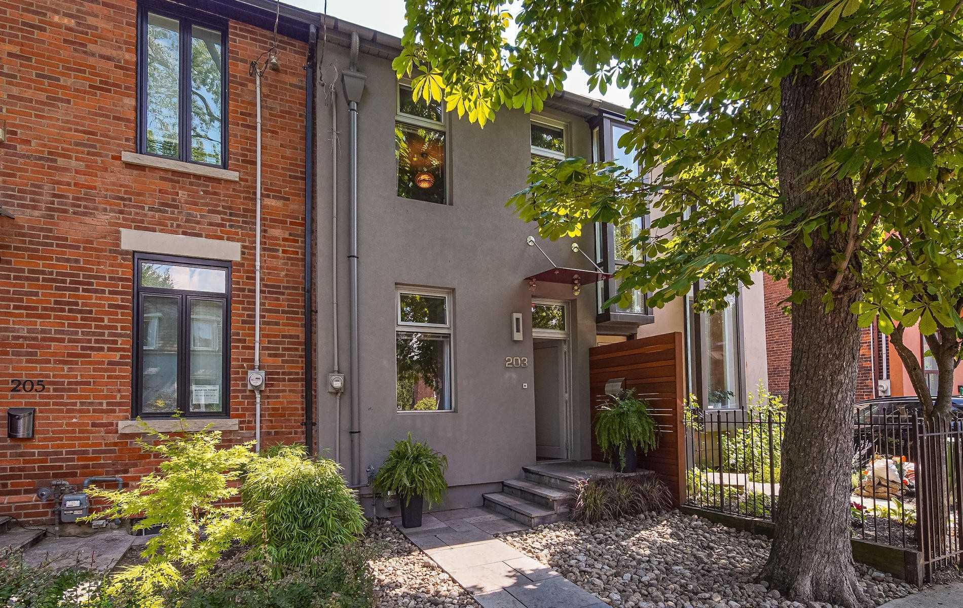FEATURED LISTING: 203 Hamilton Street Toronto