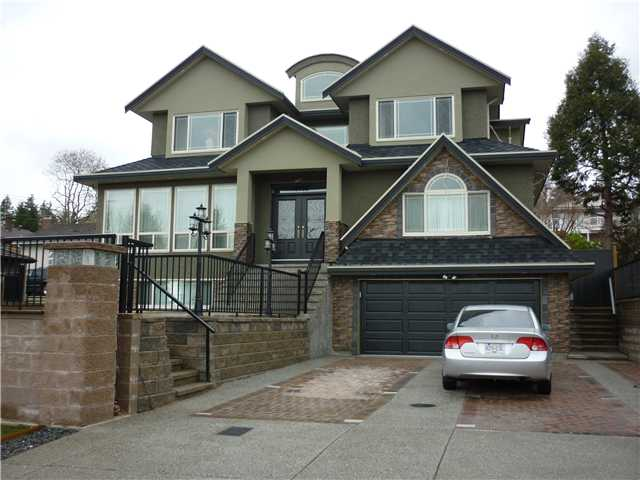 Main Photo: 4153 WINNIFRED Street in Burnaby: South Slope House for sale (Burnaby South)  : MLS®# V876280