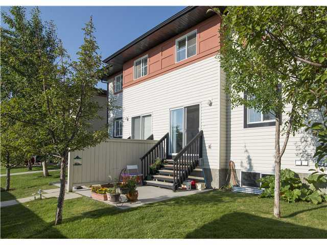 Main Photo: 155 EVERSYDE Common SW in CALGARY: Evergreen Townhouse for sale (Calgary)  : MLS® # C3588275