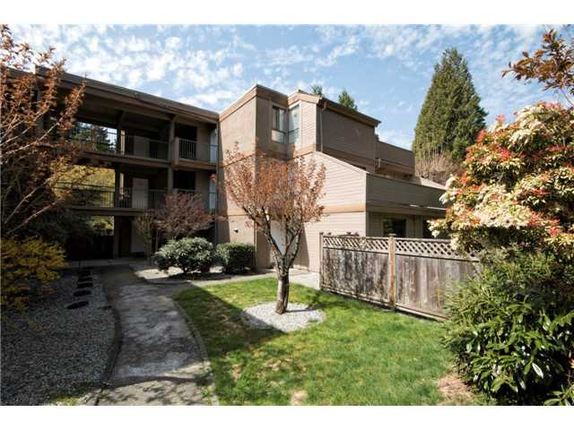 "Main Photo: 103 9134 CAPELLA Drive in Burnaby: Simon Fraser Hills Townhouse for sale in ""MOUNTAINWOOD"" (Burnaby North)  : MLS(r) # V1058001"