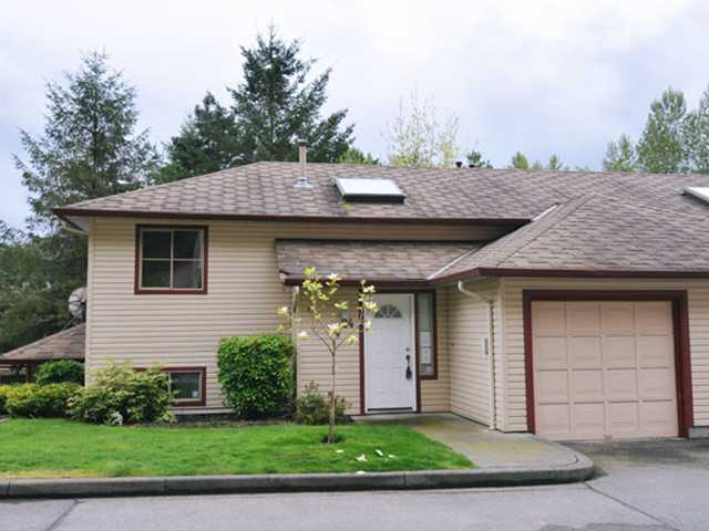 "Main Photo: 24 21960 RIVER Road in Maple Ridge: West Central Townhouse for sale in ""FOXBOROUGH"" : MLS® # V1062088"
