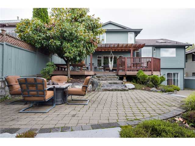 "Main Photo: 685 WILDING Place in North Vancouver: Tempe House for sale in ""TEMPE"" : MLS® # V1087335"