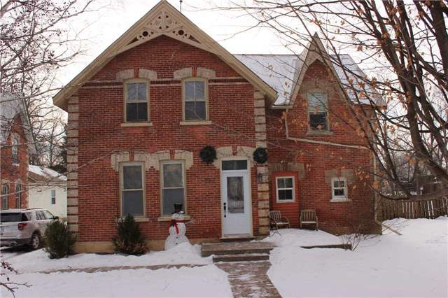 Main Photo: 127 King Street in Kawartha Lakes: Woodville House (1 1/2 Storey) for sale : MLS® # X3389329