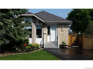 Main Photo: 31 Hirt Crescent in WINNIPEG: St Vital Residential for sale (South East Winnipeg)  : MLS®# 1600798