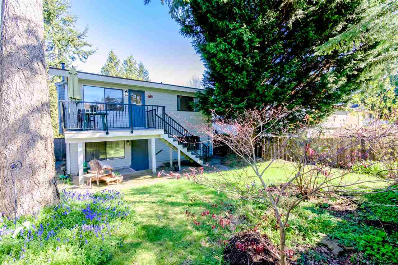 Main Photo: 6711 BAKER Road in Delta: Sunshine Hills Woods House for sale (N. Delta)  : MLS® # R2050903