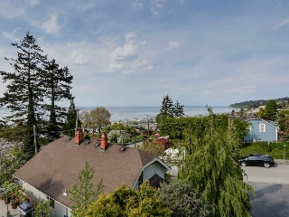 "Main Photo: 1216 EVERALL Street: White Rock House for sale in ""WHITE ROCK HILLSIDE"" (South Surrey White Rock)  : MLS® # R2061873"