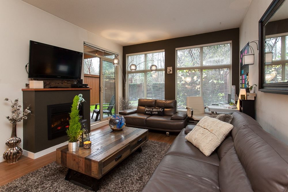 "Main Photo: 103 201 MORRISSEY Road in Port Moody: Port Moody Centre Condo for sale in ""LIBRA"" : MLS® # R2125986"
