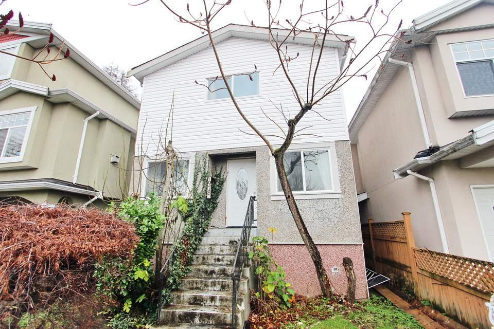 Main Photo: 1978 NANAIMO Street in Vancouver: Renfrew VE House for sale (Vancouver East)  : MLS® # R2128423