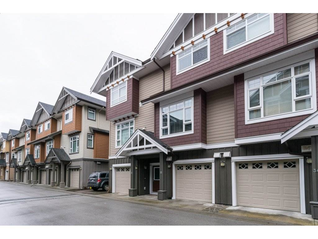 "Photo 2: 33 2979 156TH Street in Surrey: Grandview Surrey Townhouse for sale in ""Enclave"" (South Surrey White Rock)  : MLS(r) # R2141367"