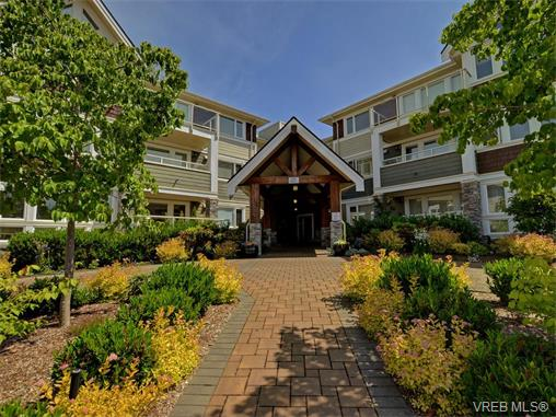 Main Photo: 204 535 Heatherdale Lane in VICTORIA: SW Royal Oak Condo Apartment for sale (Saanich West)  : MLS® # 375392