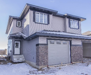 Main Photo:  in Edmonton: Zone 58 House Half Duplex for sale : MLS(r) # E4056554
