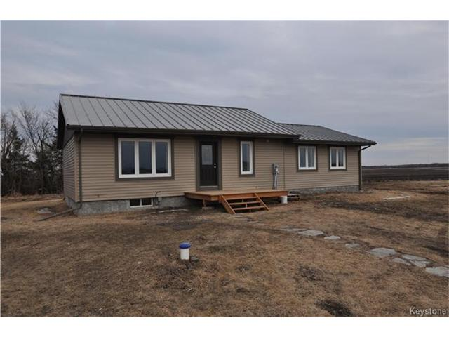 Main Photo: 39124 44 Highway in Beausejour: R03 Residential for sale : MLS(r) # 1706973