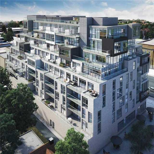 Main Photo: 501 835 W St Clair Avenue in Toronto: Oakwood-Vaughan Condo for lease (Toronto C03)  : MLS® # C3814456