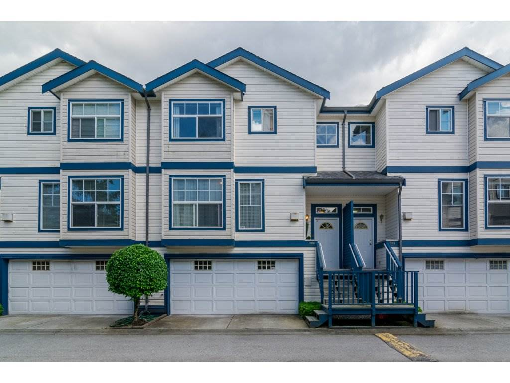 "Main Photo: 802 9118 149 Street in Surrey: Bear Creek Green Timbers Townhouse for sale in ""WILDWOOD GLEN"" : MLS®# R2176341"